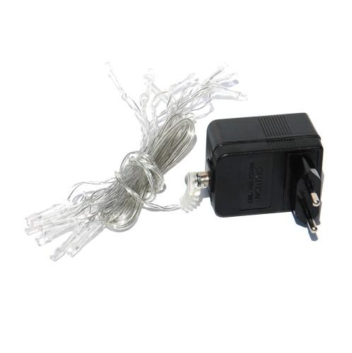 Girlianda LED ledams (jungiama į tinklą)